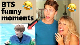 Video Vocal Coach and Mom REACT to BTS Funny Moments (Try Not To Laugh Challenge) download in MP3, 3GP, MP4, WEBM, AVI, FLV January 2017