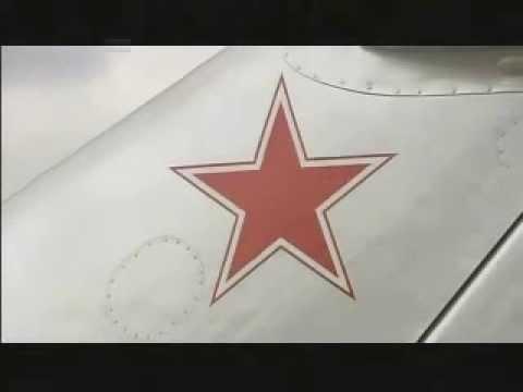 The Mikoyan-Gurevich MiG-17 Fresco...