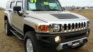 Used Car For Sale  Maryland 2009 Hummer H3 4WD