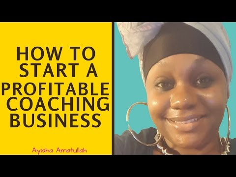 How to Start a Coaching Business and Make it Profitable