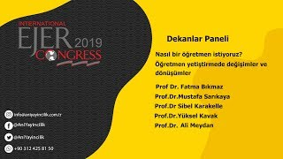 EJERCongress 2019 | PANEL of DEANS
