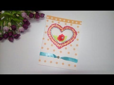 How To Make Beautiful Birthday Card  DIY Special Handmade Birthday Greetings Card By New Art