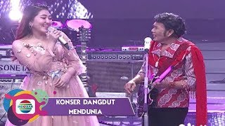 Video Saling Memuji!! Via Vallen & Rhoma Irama Di 'PUJAAN' - Konser Dangdut Mendunia MP3, 3GP, MP4, WEBM, AVI, FLV Juni 2019