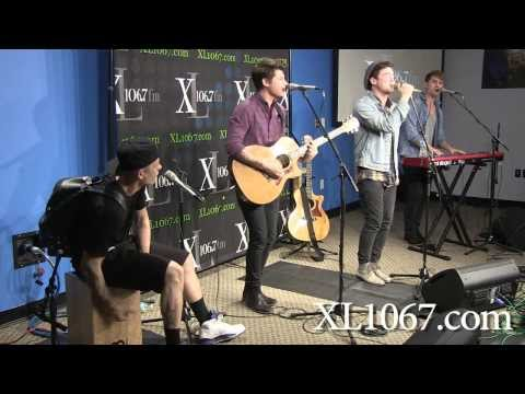 Rixton Live In The XL Performance Studio