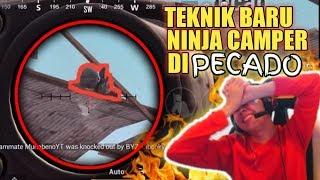 Video TEKNIK BARU NINJA CAMPER DI PECADO ?! ASLI NGESELIN BANGET !!! - PUBG MOBILE INDONESIA MP3, 3GP, MP4, WEBM, AVI, FLV April 2019
