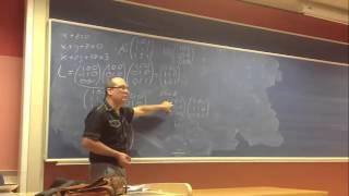 Umh0966 2013-14 Lec004.3 Álgebra Lineal. Factorización LU. Ejercicio 2