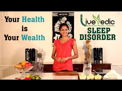 DIY: Natural Home Remedies for Insomnia & Sleep Apnea (Sleep Disorders) | LIVE VEDIC