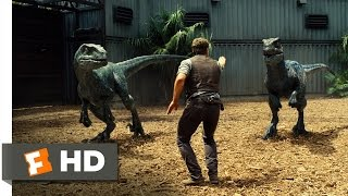 Nonton Jurassic World  2015    Stand Down Scene  1 10    Movieclips Film Subtitle Indonesia Streaming Movie Download