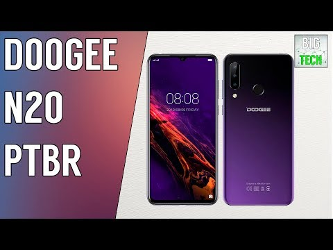 Doogee N20 PT-BR | Barato e competente, vale a pena? |  BigTech
