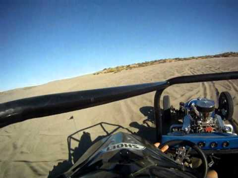 T bucket sand Dragster at Juniper Dunes