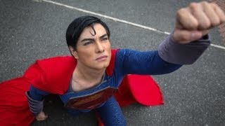 A Philippines Fan Has Plastic Surgery To Look Like Superman