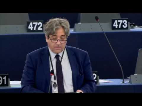 Ricardo Serrão Santos sobre mecanismo do espaço económico europeu