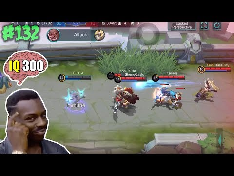 Mobile Legends WTF  Funny Moments Episode 132 😻