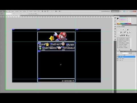 Photoshop Tutorial Deutsch Homepage erstellen (Frames einbauen) teil 3