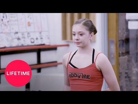 Dance Moms: Hannah Panics When Put on the Spot (Season 8)   Deleted Scene   Lifetime