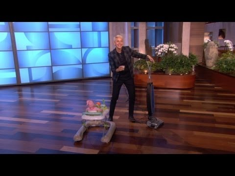 TheEllenShow - Check out Ellen's monologue on multitasking... if you missed it because you were too busy tweeting about the sweater you were knitting while you watched.