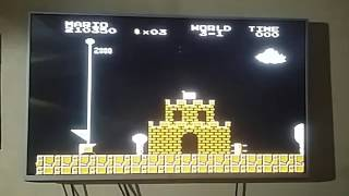 Super Mario Bros.: One Life Only (NES/Famicom) by omargeddon