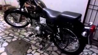 8. Slow idle speed of Royal enfield UCE