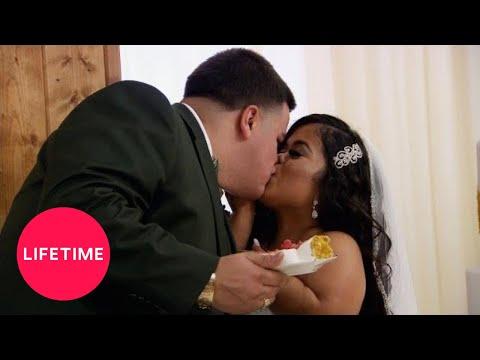 Little Women: Atlanta - Amanda and Jordan Get Married (Season 5) | Lifetime