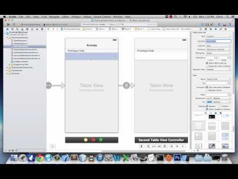 IOS Application Development Tutorial 10: Navigation Controllers…