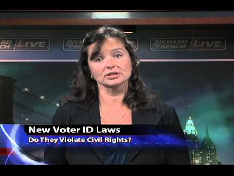 Liz discusses voter suppession in the 2012 election