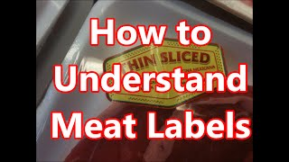 Superbugs in Our Foods.  Must Watch!  Food label Facts by Louisiana Cajun Recipes
