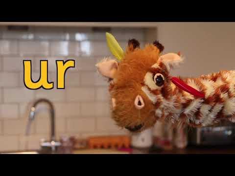 Mr Thorne and Geraldine the Giraffe - Episode UR