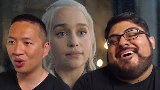 "John and Mike check out Game of Thrones Season 7 Episode 2 ""Stormborn"".Subscribe: https://www.youtube.com/user/nerdreactor?sub_confirmation=1Support us: http://www.patreon.com/nerdreactorNerd Reactor Store: https://shop.spreadshirt.com/nerdreactor/Website: http://nerdreactor.comInstagram: https://instagram.com/nerdreactorFacebook: http://facebook.com/nerdreactorTwitter: https://twitter.com/NerdReactorFollow us on Twitter:John: https://twitter.com/JohnSpartan300Mike: https://twitter.com/MikeReactor""Impending Boom"" Kevin MacLeod (incompetech.com)Licensed under Creative Commons By Attribution 3.0 LicenseCreative Commons — Attribution 3.0 Unported — CC BY 3.0"