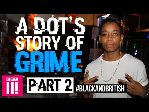 A.DOT'S STORY OF GRIME: RISE OF THE MC @bbcthree @AmplifyDot