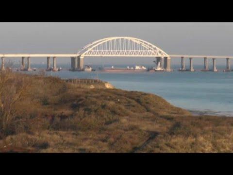 Ukraine: Russischer Tanker festgesetzt - geht es um 2 ...