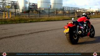 6. YAMAHA VMAX-1200 (walk around video)