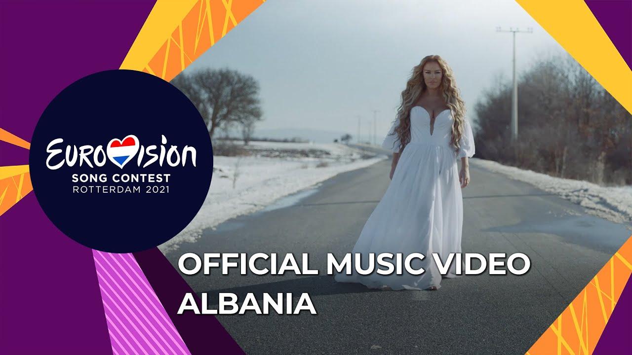 Anxhela Peristeri - Karma (Albaania 2021)