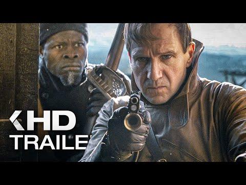 THE KING'S MAN Trailer 3 German Deutsch (2021)