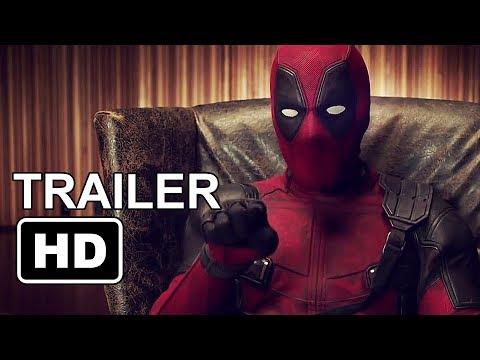 Deadpool 2 Teaser Trailer #3 (2018) Ryan Reynolds Superhero Movie HD