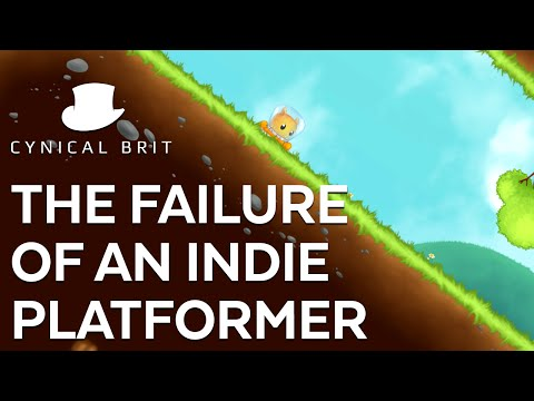 The failure of an indie platformer