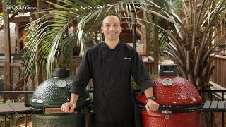 How does the Kamado Joe Classic compare to the Big Green Egg Large?  In this video, we tackle this frequently asked question & compare the key features of the two. Shop Kamados Here! https://www.bbqguys.com/the-kamado-shop?sstring%5B0%5D=kamadoFilmed/Produced by: Paris Frederick