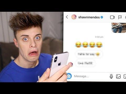 DM'ing 100 Celebrities To See Who Would Reply...