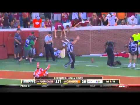 Rashad Greene Highlights vs Clemson 2011 video.