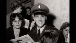 Bad Nauheim Germany  city photos : Elvis Presley Radio Interview July 1959 Bad Nauheim, Germany
