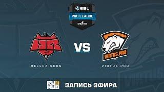 HellRaisers vs. Virtus.pro - ESL Pro League S5 - de_mirage [Enkanis, yxo]