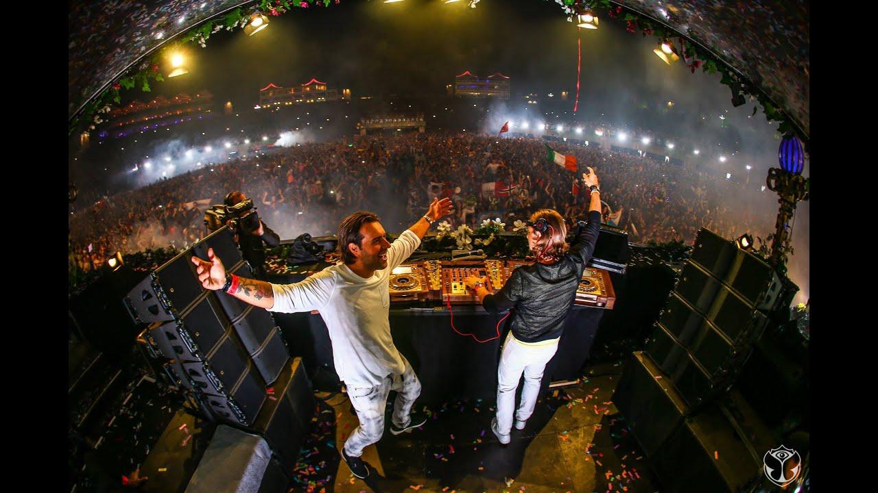 Axwell Λ Ingrosso - Live @ Tomorrowland Belgium 2015
