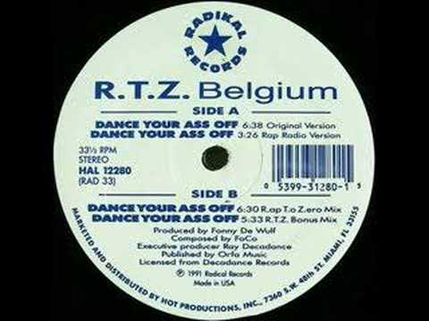 R.T.Z Return to Zero - Dance Your Ass Off