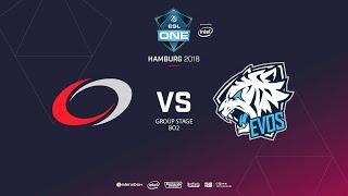 CoL vs Evos, ESL  One Hamburg, bo2, game 1 [GodHunt]