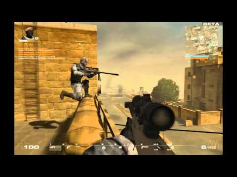 BFP4F Weapon Test [ES M95 vs Elite M24]