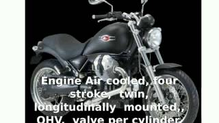 10. Moto Guzzi 940 Custom -  Specs Top Speed