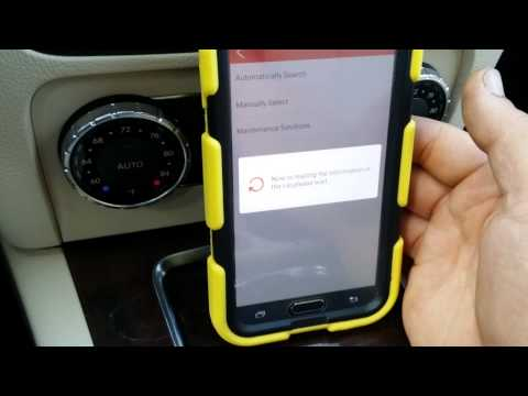 RESET CHECK ENGINE LIGHT,  SRS,  ABS, WITH YOUR SMARTPHONE VIA BLUETOOTH !!!