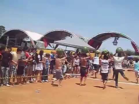 Pânico na Band em Uruana
