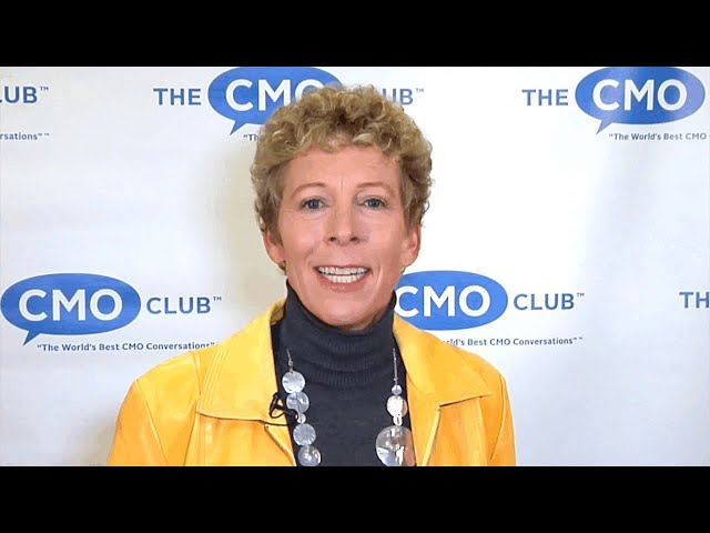 Carol Kruse, CMO Tip of the Week