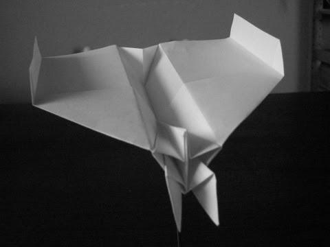 pin papierflieger bauanleitung anleitung um einen super flieger zu on pinterest. Black Bedroom Furniture Sets. Home Design Ideas