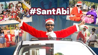 Abijeet turns #SantAbi ?   The Christmas Surprise
